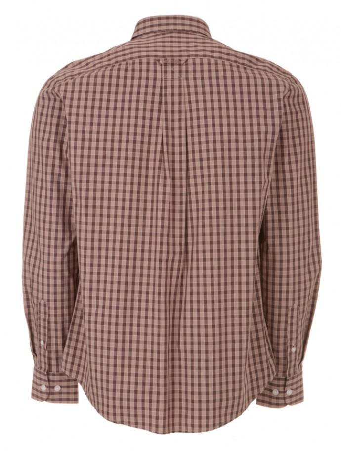 Camisa manga comprida sem bolso