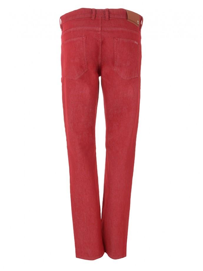 Slim fit 5 pocket trousers