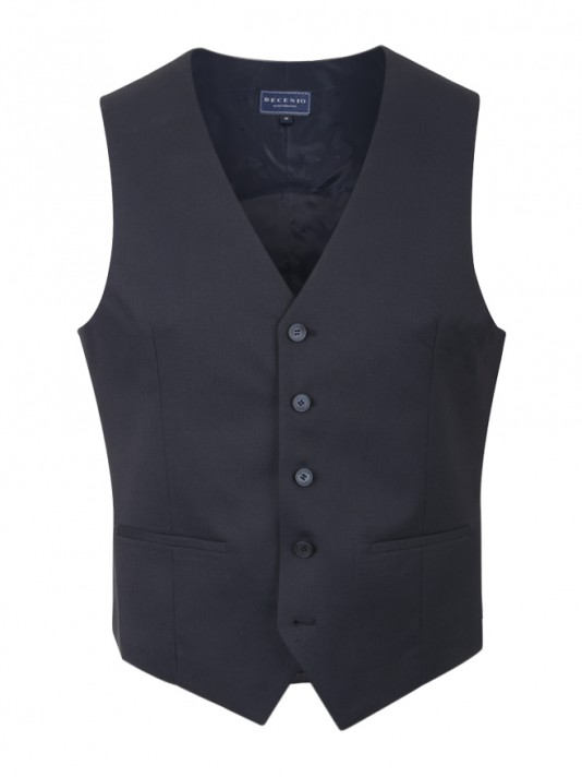 Waistcoat with buttons