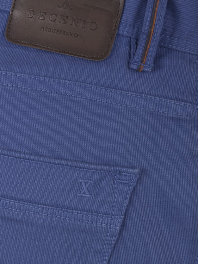 Slim fit 5 pocket trousers