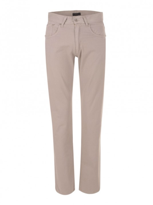 Regular fit 5 pocket trousers