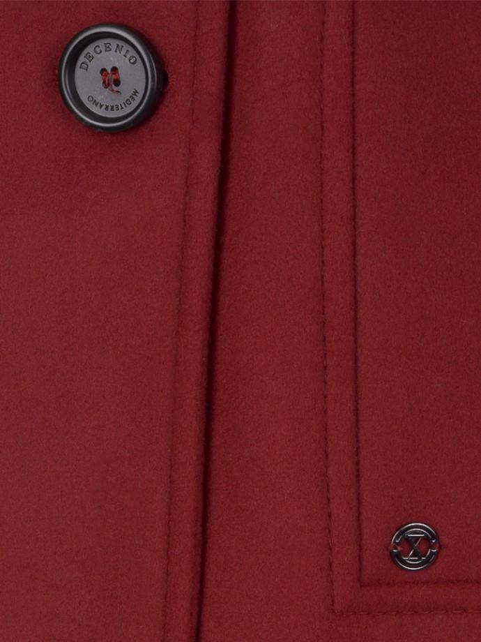 Abrigo doble botonadura