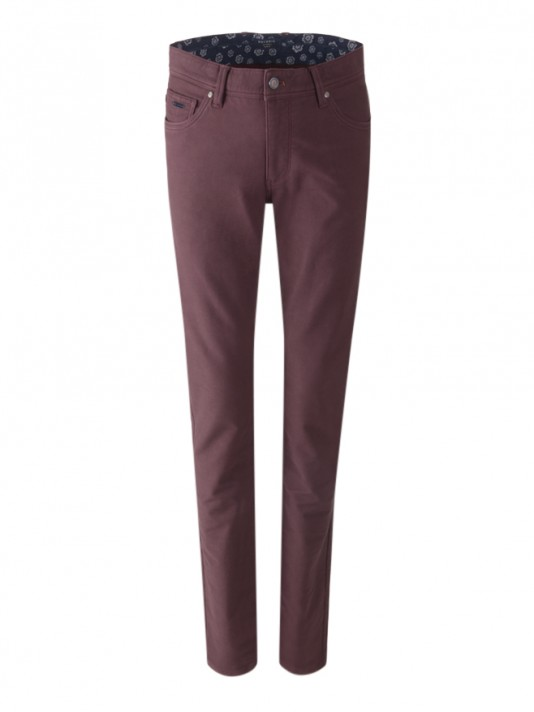 Pantalón 5 pocket slim fit