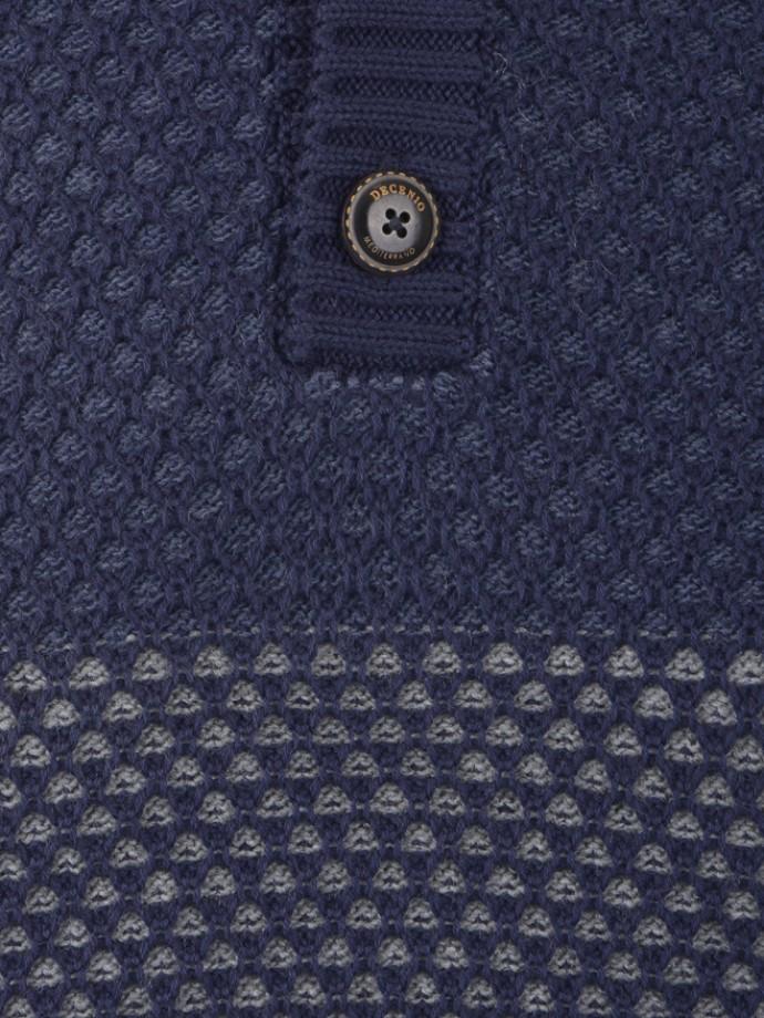 Jersey cremallera patrón