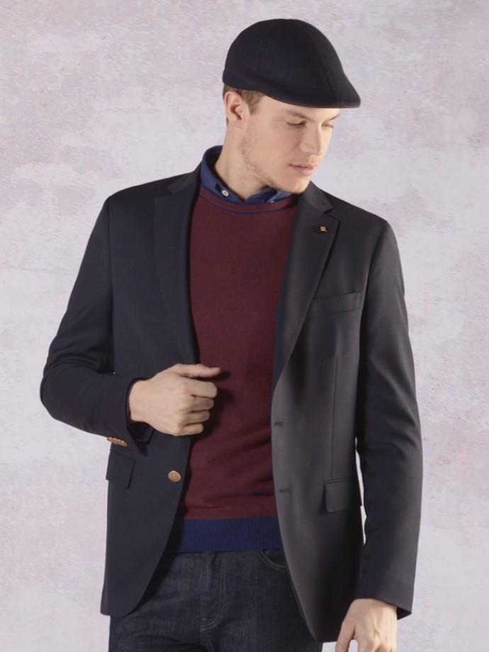 Regular fit blazer