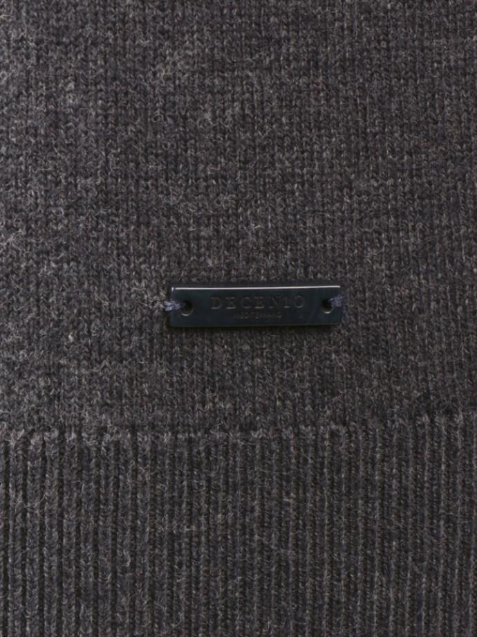 Jersey cremallera y coderas