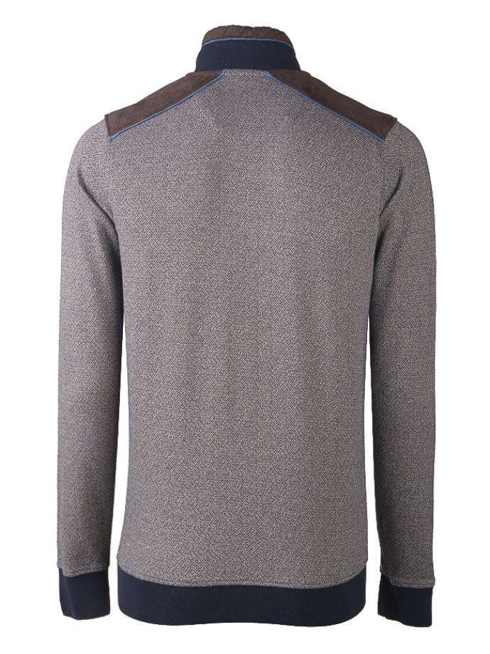 Jersey cuello medio