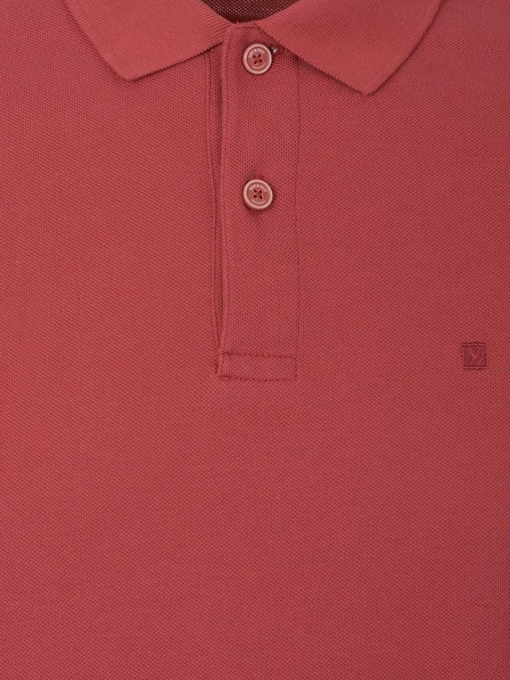 Polo manga curta