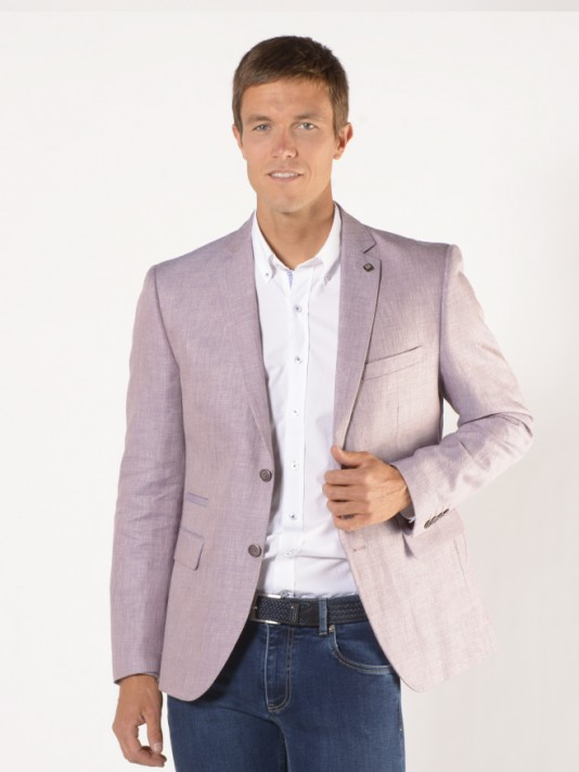 Regular fit blazer
