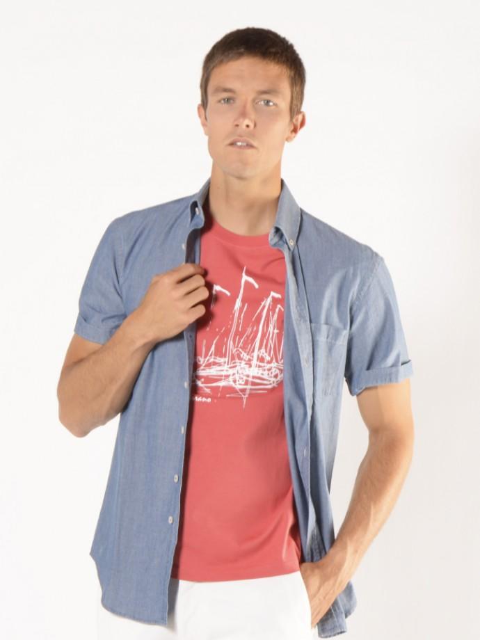 T-shirt barco
