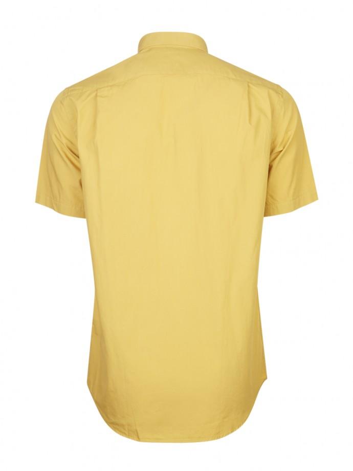 Camisa manga curta regular fit