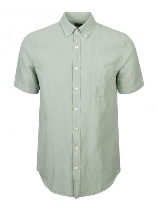 Regular fit short sleeve shirt