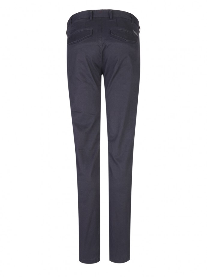 Sim fit chino trousers