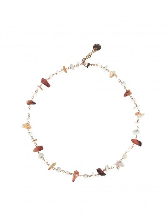Stones necklace