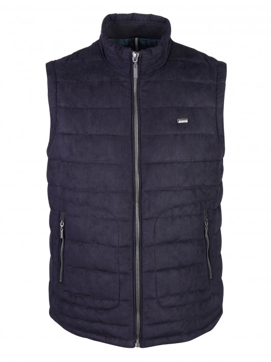 Zip waistcoat