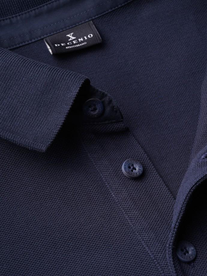 Polo manga comprida