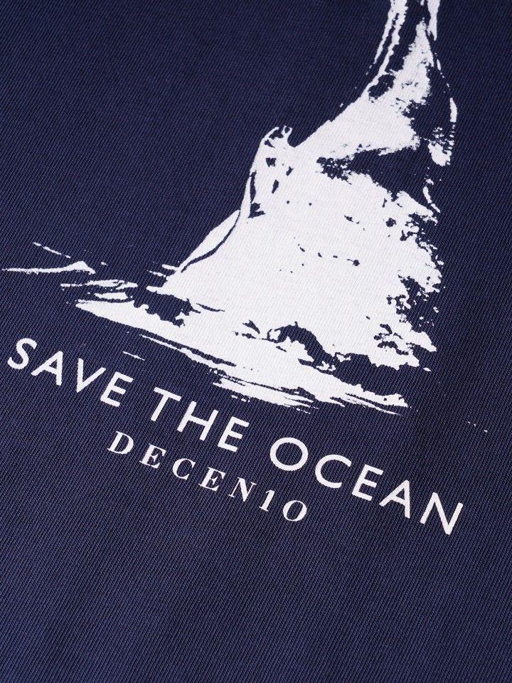 T-shirt Golfinho