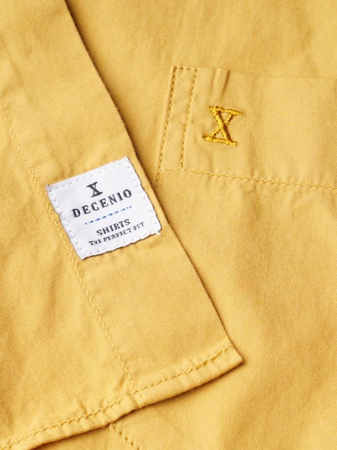 Camisa manga corta regular fit