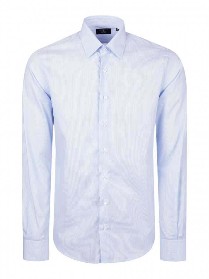 Camisa clásica regular fit