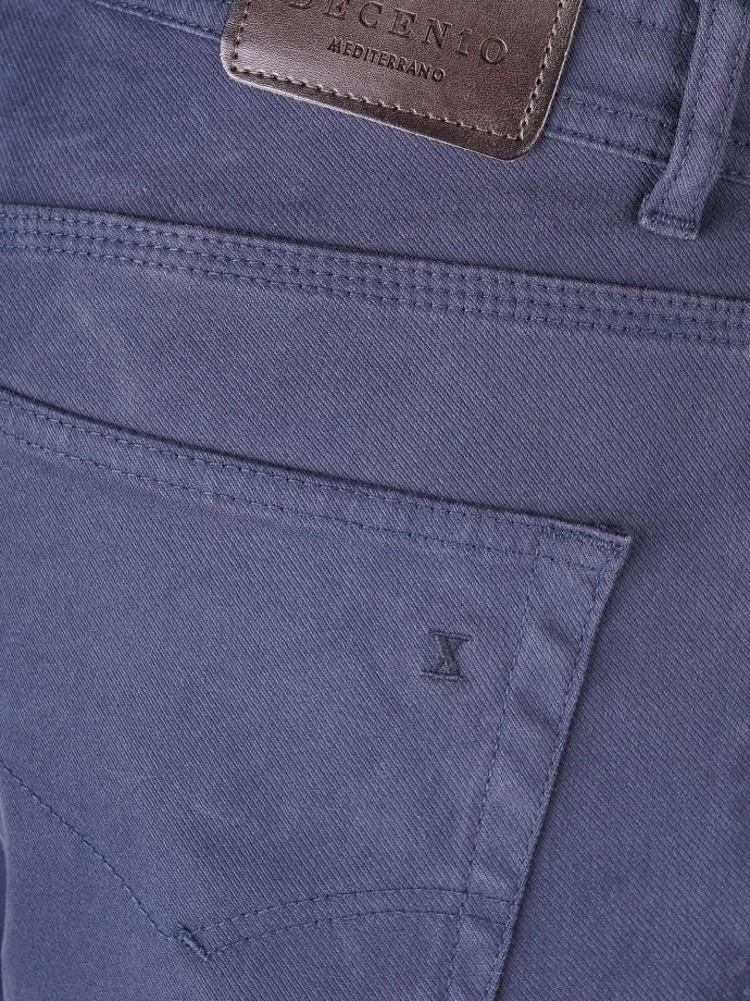 Calça 5 pocket regular fit