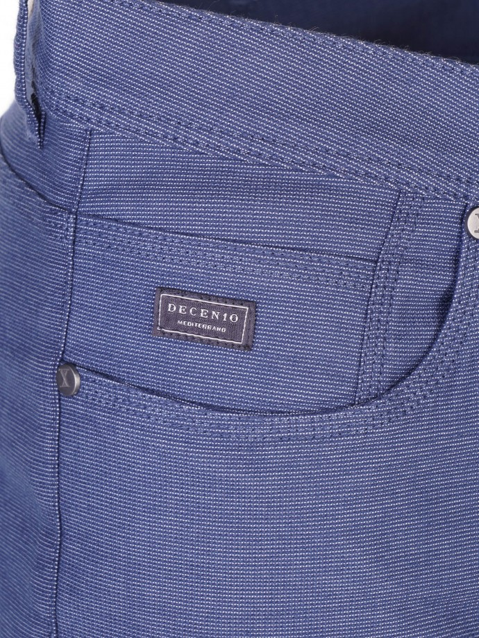 Pantalón 5 pocket regular fit