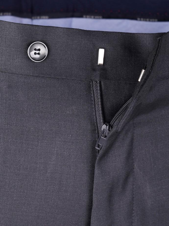 Calças chino em lã