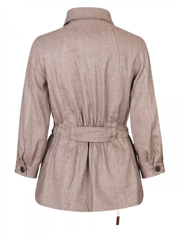 7/8 sleeve jacket