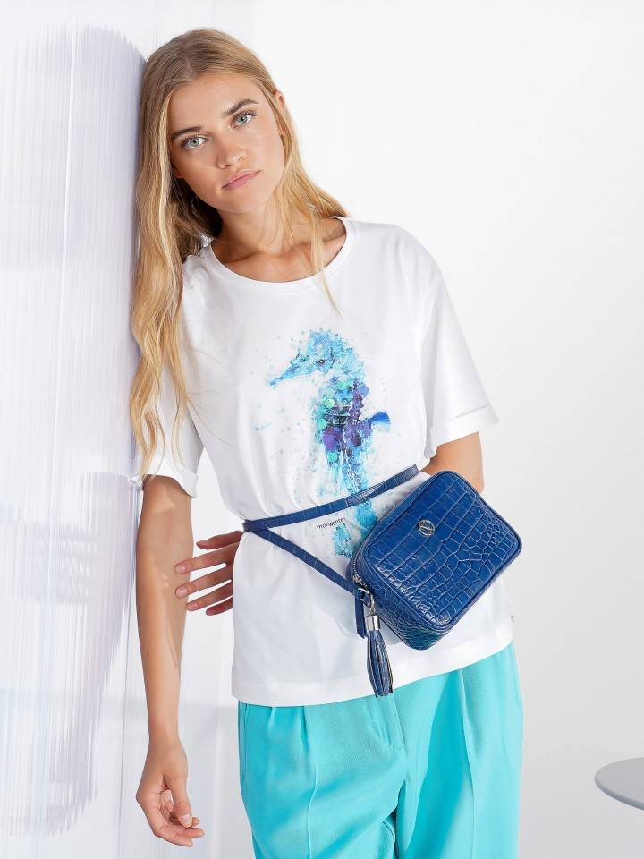 T-Shirt seahorse