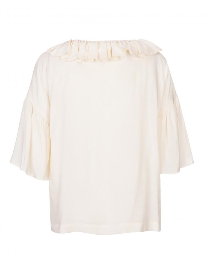 Short sleeve tunic