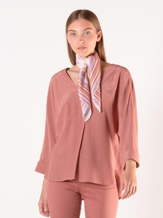 3/4 sleeve tunic