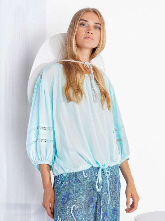 3/4 sleeved blouse