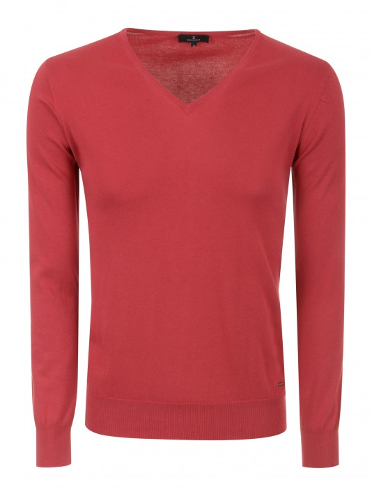 Pullover liso