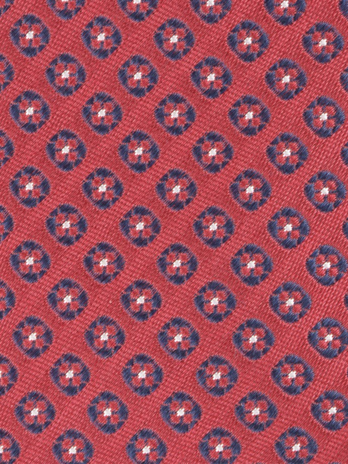 Corbata micromotivos