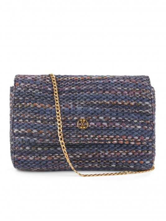 Crossbody multicolor bag