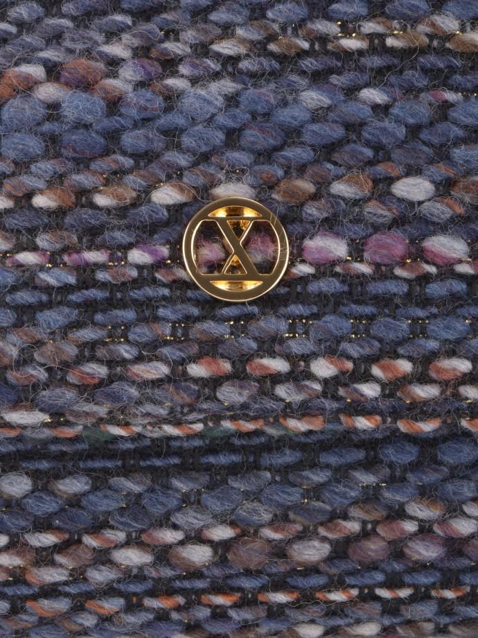 Crossbody multicolor bag