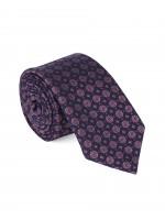 Corbata estampada