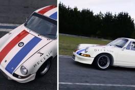 En la pista con DECENIO #altavelocidade Porsche 2.8 911 RSR