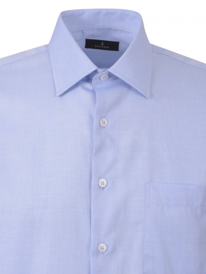 Camisa regular fit with a pocket