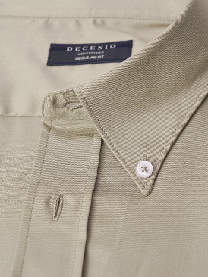 Camisa de tejido liso