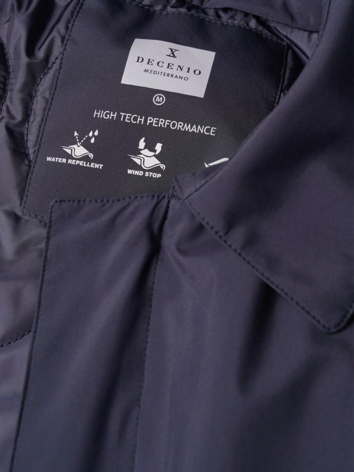 Gabardine em tecido técnico de alta performance