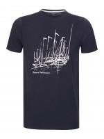 Camiseta barco