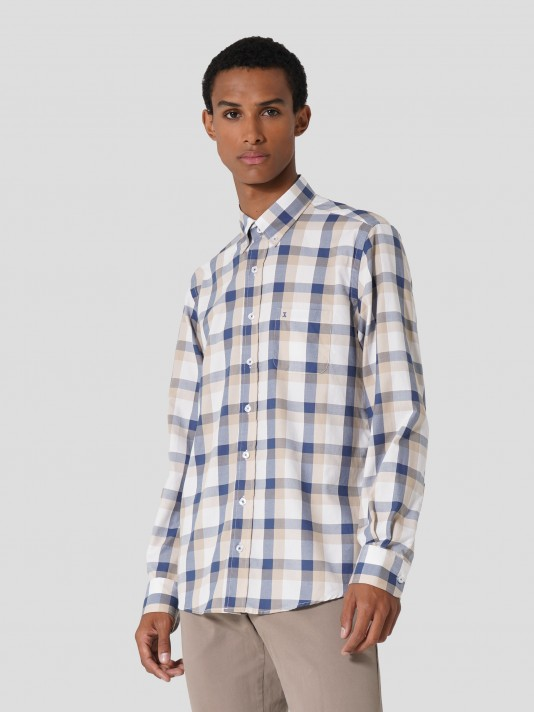 Super soft oxford shirt