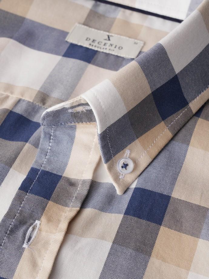 Camisa em oxford super soft
