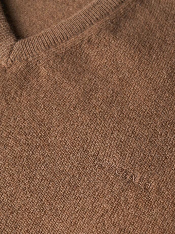 Pullover manga comprida
