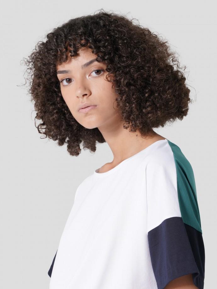 Tricolor T-Shirt