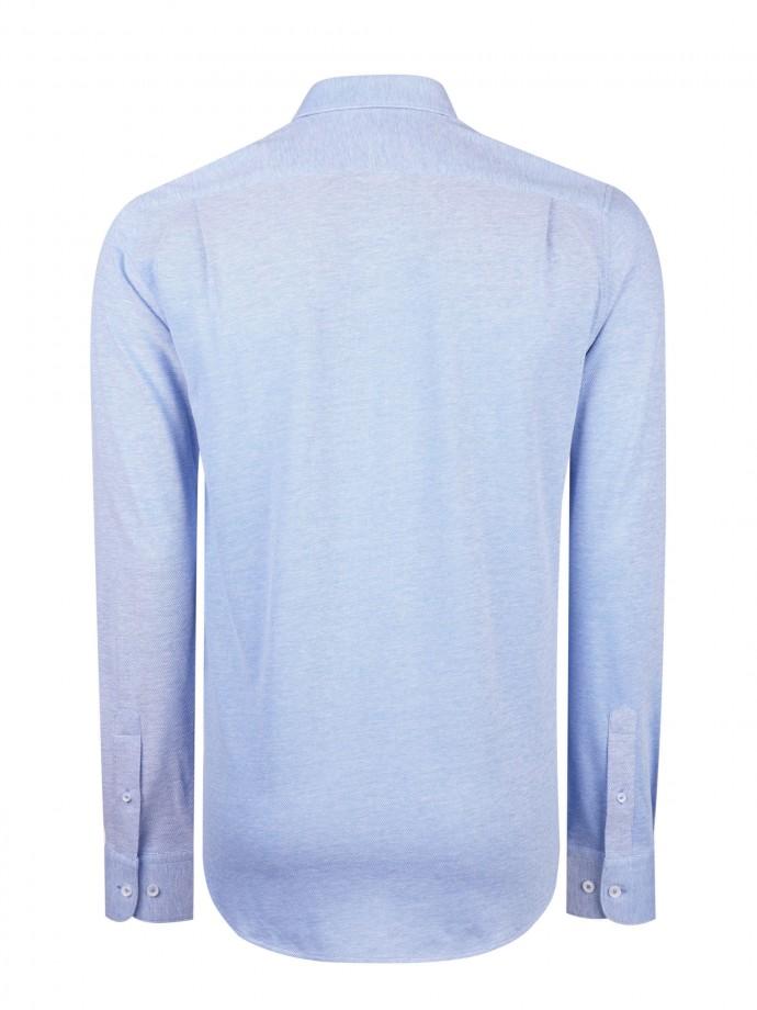 Camisa de malla regular fit