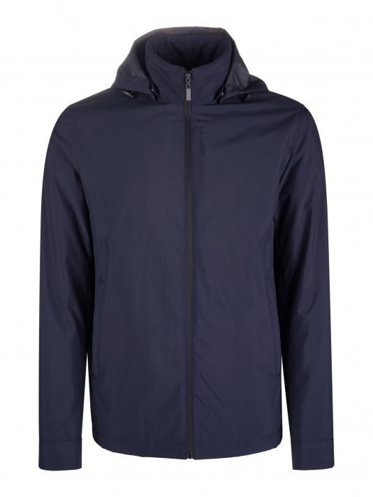 Waterproof technical jacket