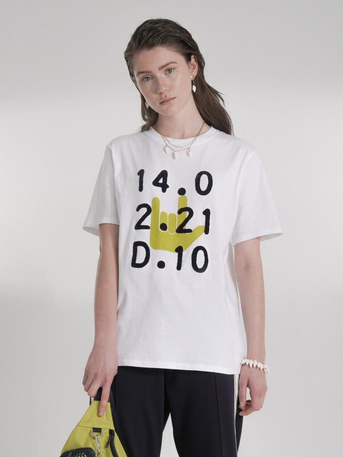 Unisex t-shirt 100% cotton