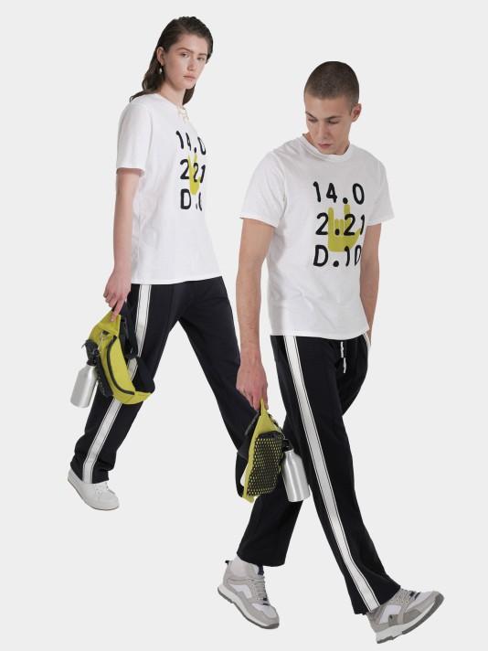 Calça jogging unissexo