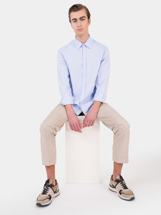 Classic regular fit shirt
